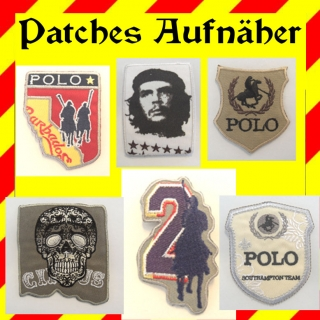 Aufkleber/Patch/Sticker