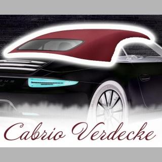 Cabrio Verdecke